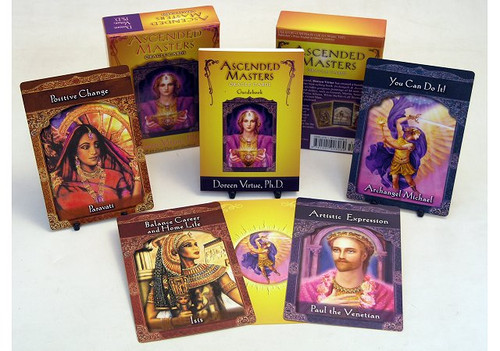 Doreen Virtue Ascended Masters Cards