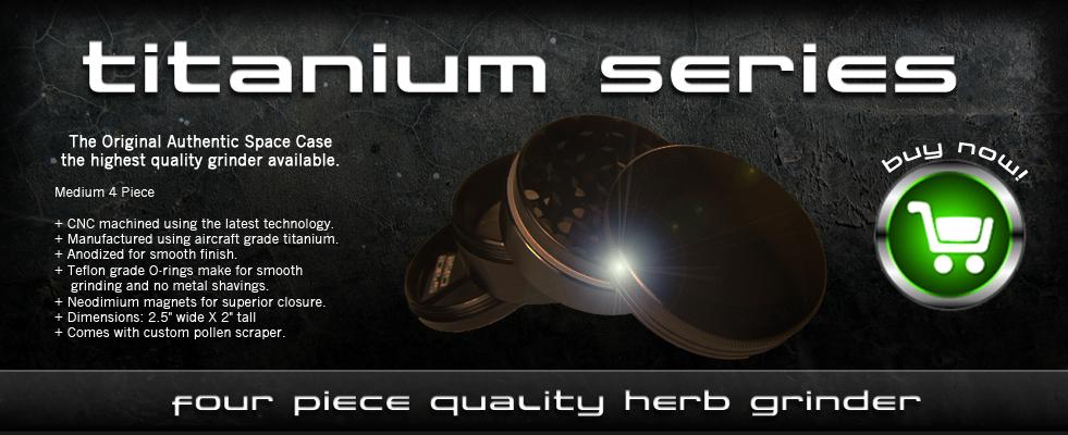 SpaceCase - Titatium Series