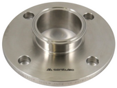 Clamp x 150# FF Flange Adapter