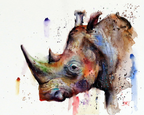 Rhino The Art Of Dean Crouser