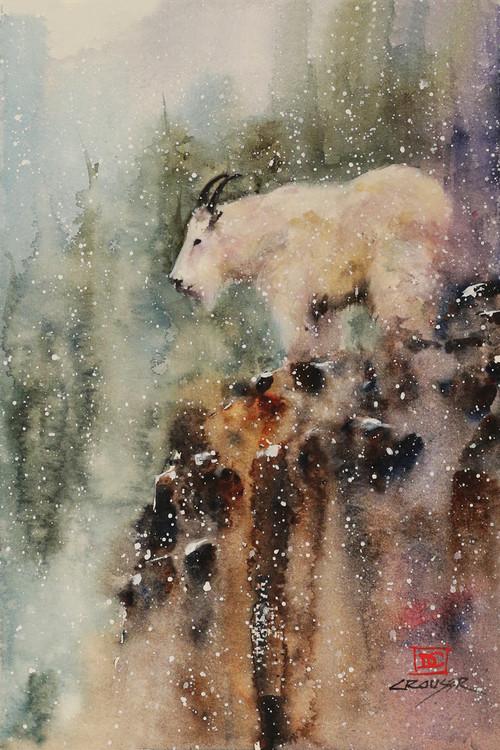Mountain Goat The Art Of Dean Crouser