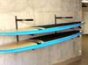 garage SUP rack