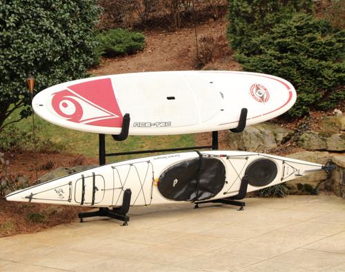 SUP and Kayak Freestanding Storage Rack