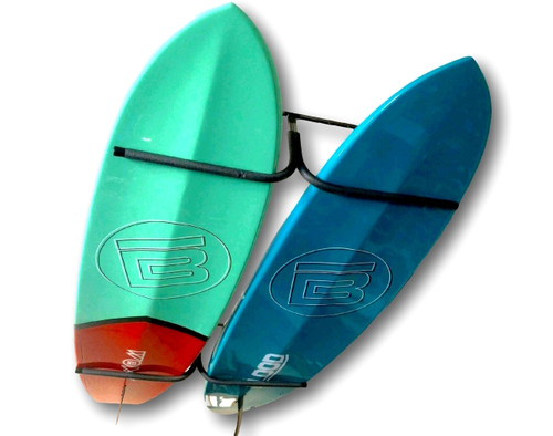 ceiling rack for 2 paddleboards