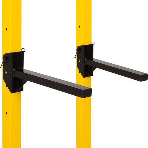 shelf bracket for suspenz freestanding kayak rack