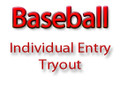 2011 Baseball Registration  Tryout Fee