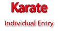 Karate Registration