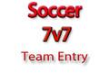Soccer 7v7 Team Registration