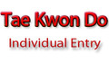 Tae Kwon Do Registration