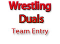 Wrestling Duals Team Registration