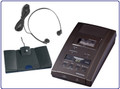 Grundig 3110T Microcassette Transcriber with Foot Pedal and Headset