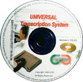 Universal Transcription System
