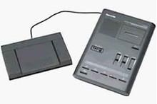 Olympus T1000 Pearlcorder Microcassette Transcriber