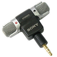 Sony ECM-DS70P Omni-Directional Portable Stereo Condenser Microphone