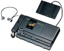Sanyo TRC-8800 Standard Cassette Recorder and Transcriber
