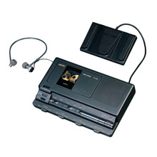 Sanyo TRC-8080 Standard Cassette Transcriber