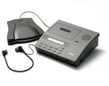 Dictaphone 2750 Standard Cassette Recorder and Transcriber