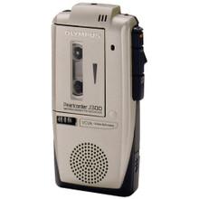 Olympus Pearlcorder J300 Handheld Microcassette Recorder