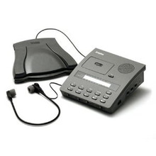 Dictaphone 3752T Microcassette Transcriber