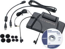 Olympus AS-7000 Professional Transcription Kit