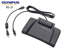 Olympus RS-31 Foot Switch for Professional Dictation Systems