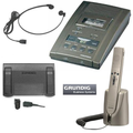 Grundig 3110CG MicroCassette Dictation and Transcription Kit