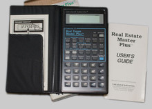 Calculated Industries Real Estate Master Plus Calculator