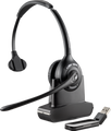 Plantronics 84007-03 Savi W410 Over-the-head Monaural Wireless PC Headset