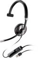Plantronics 87505-02 Blackwire C710 Over-the-head Monaural Headset