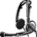 Plantronics 76921-11 .Audio 400 DSP Foldable Headset
