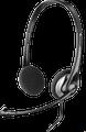 Plantronics 80933-11 .Audio 326 Binaural Stereo Headset