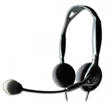 Andrea NC-125 Cost Effective Noise Canceling Stereo Headset