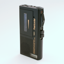 Olympus Pearlcorder S832 Microcassette Recorder