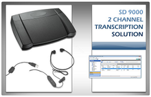 Dataworks SD9000 Transcription Software