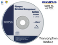 Olympus AS7002 - Transcription Software ODMS6.0