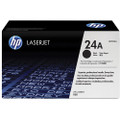 HP 24A (Q2624A) Black LaserJet Toner Cartridge