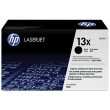 HP LaserJet 13X High Yield Black Toner Cartridge