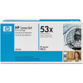 HP LaserJet 53X High Yield Black Toner Cartridge