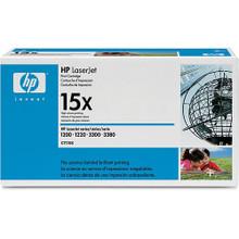 HP LaserJet 15X High Yield Black Toner Cartridge