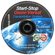 OmniVersal Audio/Video/DVD Transcription Software