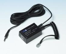 VEC LRX-35 Telephone Logging Patch - Phone Recording Adapter
