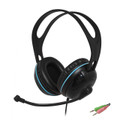 Andrea EDU-455 Over-Ear (Circumaural) Stereo Education PC Headset