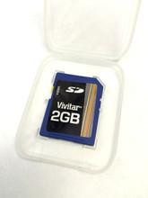 Vivitar 2GB SD Card Flash Memory