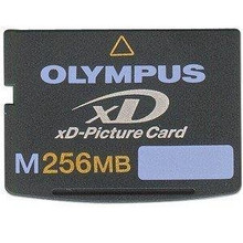 Olympus xD-Picture Card 202025 M-256MB Memory Card