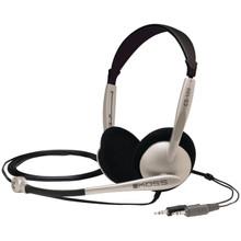 Koss CS100 Over-the-Head Call-Center Stereo Headset