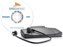 Philips LFH7277 SpeechExec Pro Transcriber With Speech Recognition
