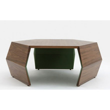 Origami Square Coffee Table