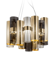 La Lollo Medium Suspension Lamp