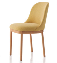 ALETA Chair with Wooden Base