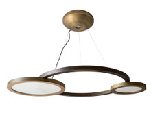 Eclisse Suspension Lamp